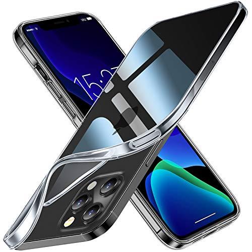 vau SoftGrip Schutzhülle kompatibel mit iPhone 12 Pro Max (6.7