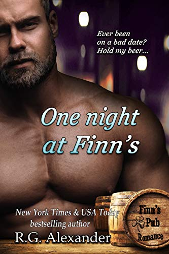 One Night at Finn's (Finn's Pub Romance Book 1)