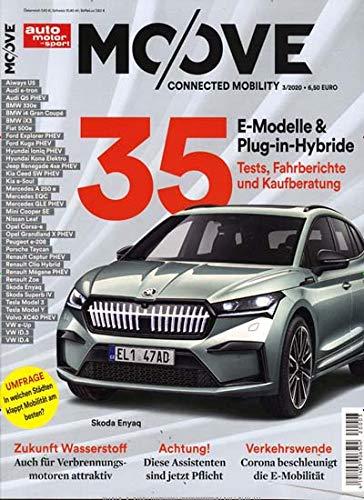 auto motor sport MOOVE 3/2020