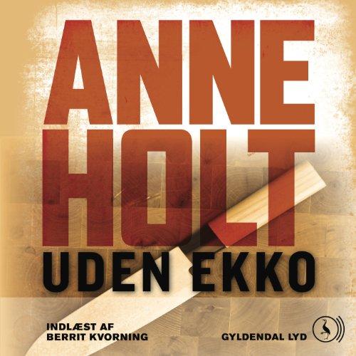 Uden ekko [Without Echo] audiobook cover art