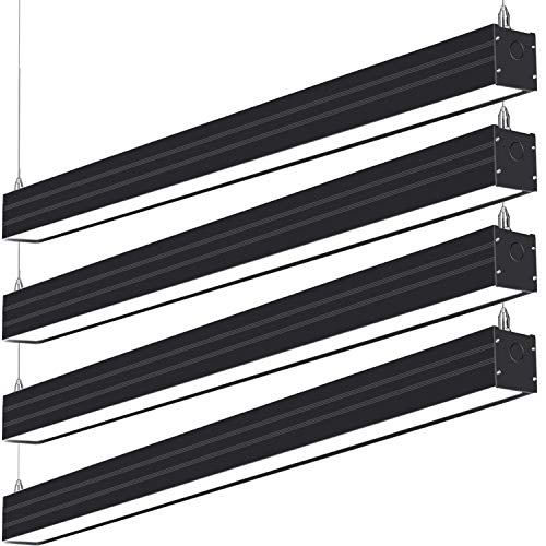 4FT Linkable LED Linear Light, 40W(120W...