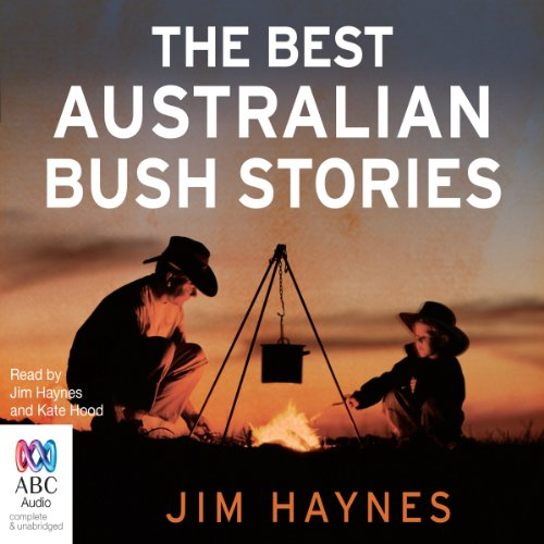The Best Australian Bush Stories  By  cover art