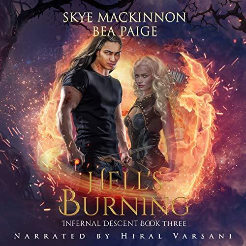 Hell's Burning cover art