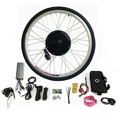 Kaibrite, kit di conversione per bicicletta elettrica da 28 pollici (36 V, 250 W)