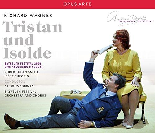 Wagner : Tristan & Isolde. Dean Smith, Theorin, Holl, Rasilainen, Lukas, Breedt,...