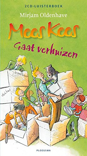 Mees Kees - Deel 7 - Gaat verhuizen: 95 minuten luisterplezier op CD. Voorgelezen door Mirjam Oldenhave.