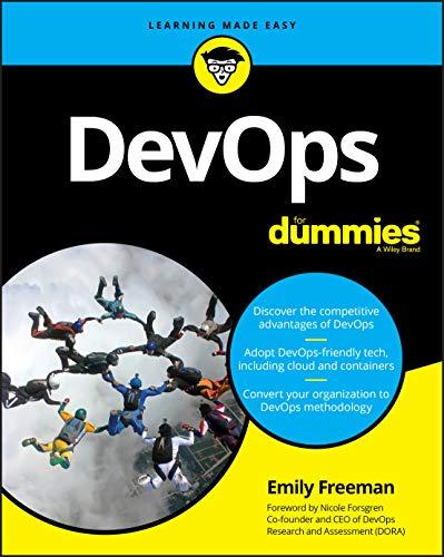DevOps For Dummies