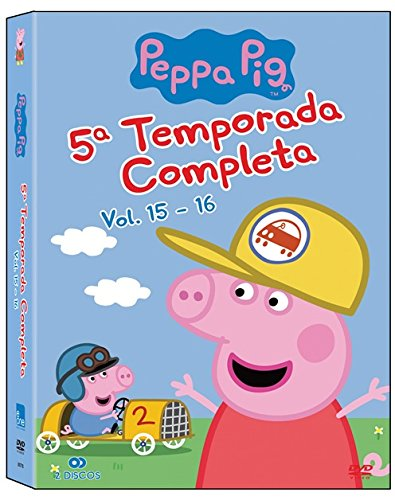 Peppa Pig Temporada 5 [DVD]