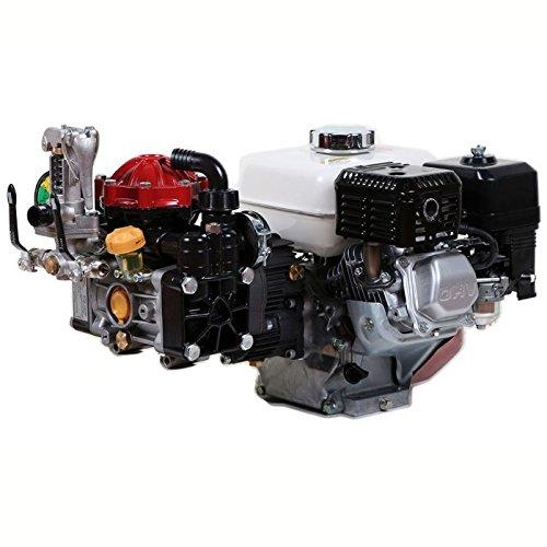 Hypro Diaphragm Pump D30GRGI with GX160QH Honda Gas Engine
