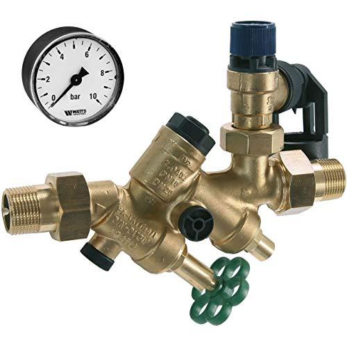 Ritzer by SYR Trinkwasser Sicherheitsgruppe Syrobloc Typ 24 DN 20 x ¾