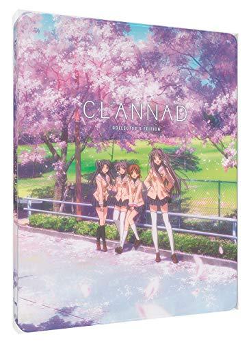 Clannad Steelbook [Blu-ray]
