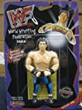 WWF / WWE Wrestling Superstars Bend-Ems Figure Series 8 Taka by Jakks Pacific...
