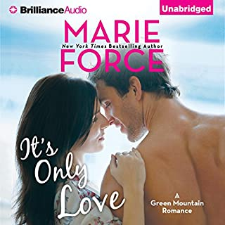 It's Only Love audiobook cover art