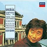 ドヴォルザーク:交響曲第9番《新世界より》、序曲《自然の中で》