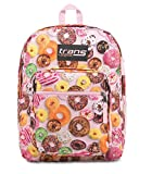 JanSport Trans 17 inch Supermax Backpack - Donuts