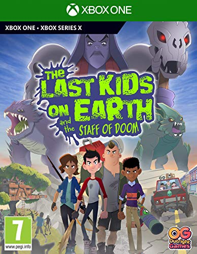 The Last Kids On Earth and The Staff Of Doom, Xbox One.