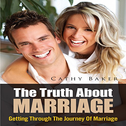 The Truth About Marriage audiobook cover art