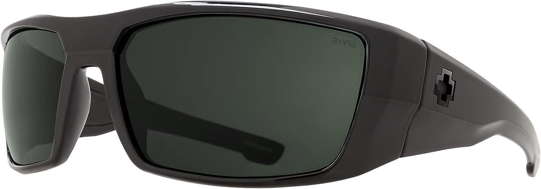 SPY Czar Square Sunglasses for MEN + FREE Complimentary Eyewear Kit