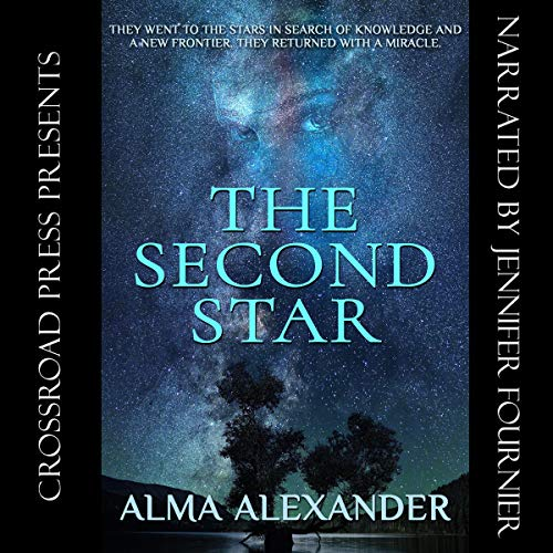 The Second Star audiobook cover art