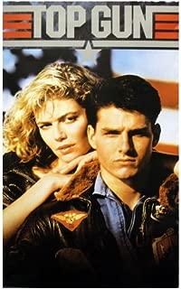 Top Gun Movie Tom Cruise and Kelly McGillis 80s Poster Print - 11x17