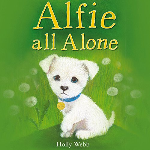 Alfie All Alone audiobook cover art