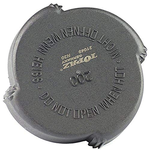Ford OEM Style Chrome Radiator Cap  2N8100A SPECIAL PRICE