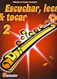 BOERSTOEL y KASTELEIN - Escuchar, Leer y Tocar (Metodo) Vol.2 para Flauta (Inc.CD)