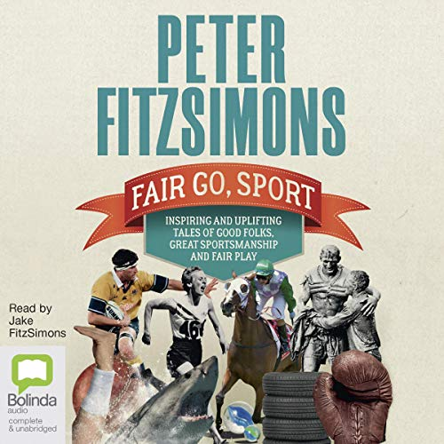 Fair Go, Sport audiobook cover art