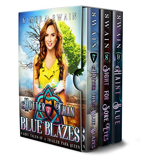 Fairy Tales of a Trailer Park Queen, Box Set #3: Books 7-9 (Fairy Tales of a Trailer Park Queen Box Sets) (English Edition)