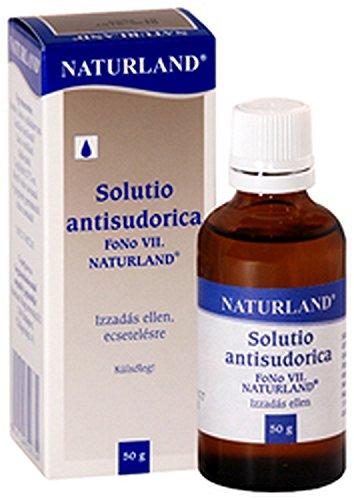 Antitraspirante Antisudore 50ml. Efficacia Lunga Durata. Contiene Cloruro di Alluminio.