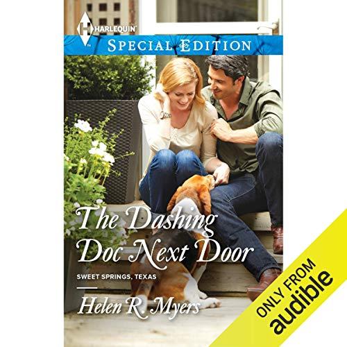 The Dashing Doc Next Door audiobook cover art