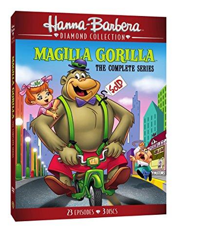 Magilla Gorilla: The Complete Series (Repackaged/DVD)