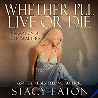 Whether I'll Live or Die audiobook cover art