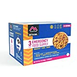 Mountain House 3-Day Emergency Food Supply | Freeze Dried Survival & Emergency Food | 16 Servings