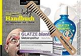 Das ULTIMATIVE Glatzen Geschenkset (4-teilig) | Glatzenbuch, Glatzen-Kamm, Glatzen-Politur &...