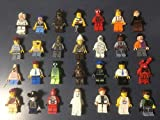 LEGO Grab Bag Lot of 10 Minifigures Figures Men People Minifigs
