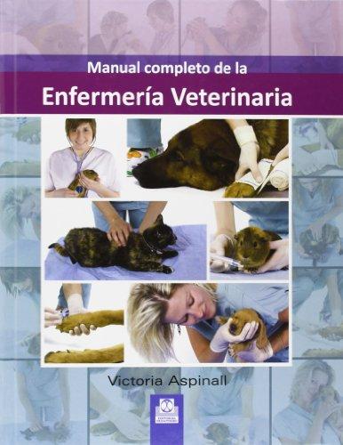 Manual completo de enfermeria veterinaria