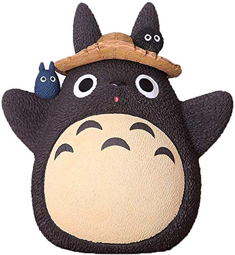 Figuras de Mi Vecino Totoro con Hucha