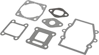 6Pcs Engine Motor Gasket Set For 47Cc 49Cc Mini Quad Bikes Head Carburettor Exhaust Coil