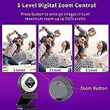 Zoom IMG-2 angetube webcam con funzione zoom