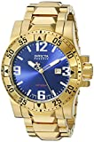 Invicta Men's 6248 'Reserve Collection Excursion Edition' 18k Gold-Plated Watch