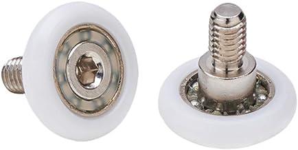 Amazon.es: rodamientos puertas - Mamparas de ducha / Duchas y componentes de la ducha: Bricolaje y herramientas