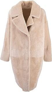 DROME Luxury Fashion Womens DPD5647D1720A024 White Coat | Fall Winter 19