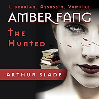 Amber Fang cover art