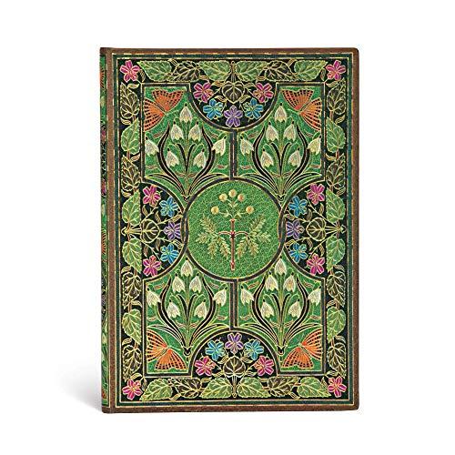 Paperblanks - Blühende Poesie - Adressbuch Midi (Address Books)