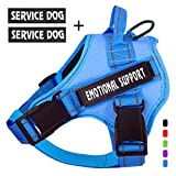 voopet Service Dog Harness, No-Pull Emotional Support Pet Vest...