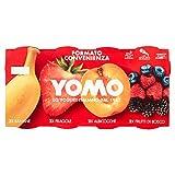 Yomo Yogurt con Fragola, Banana, Albicocca, Frutti di Bosco, Formato Convenienza 8x125g