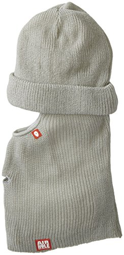 Airhole Bonnet pour Homme en Argent Taille Unique