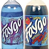 Faygo Cotton Candy 2 Liter and Raspberry Blueberry 2-liter (Cotton candy)