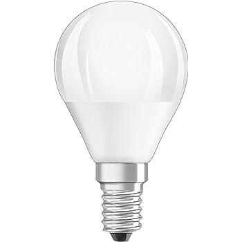 Osram Star Cl P Bombilla LED, E14, 5.7 Watts, Blanco, Pack de 6 ...